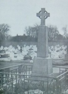 Original republican monument in Harbinson plot), Milltown cemetery