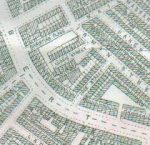Layout of Currie Street.