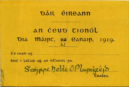 ed144_count_plunkett_ticket_to_dail_sdl