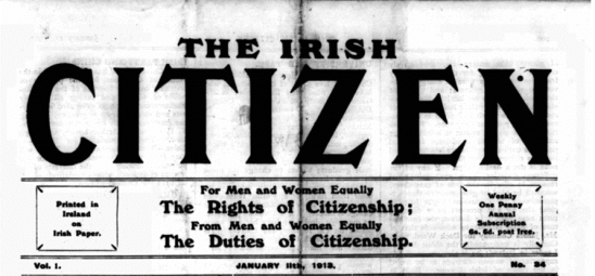 Irish Citizen