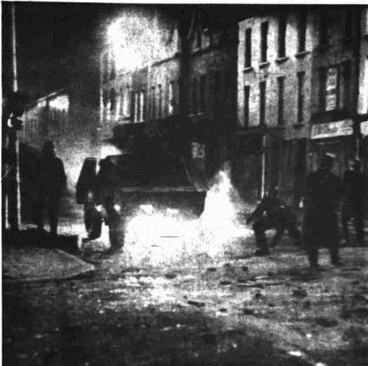 Belfast 14.15 Aug 1969