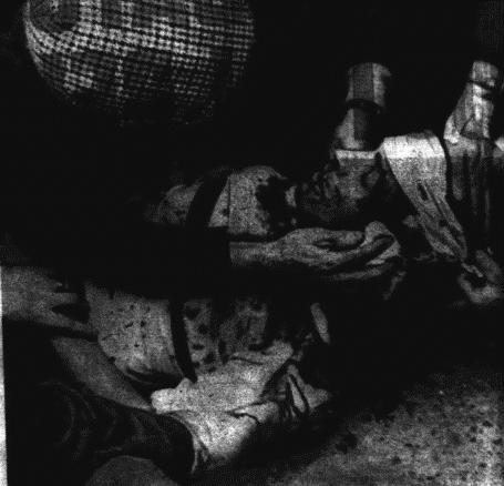 Belfast shot in head 14.15 Aug 1969