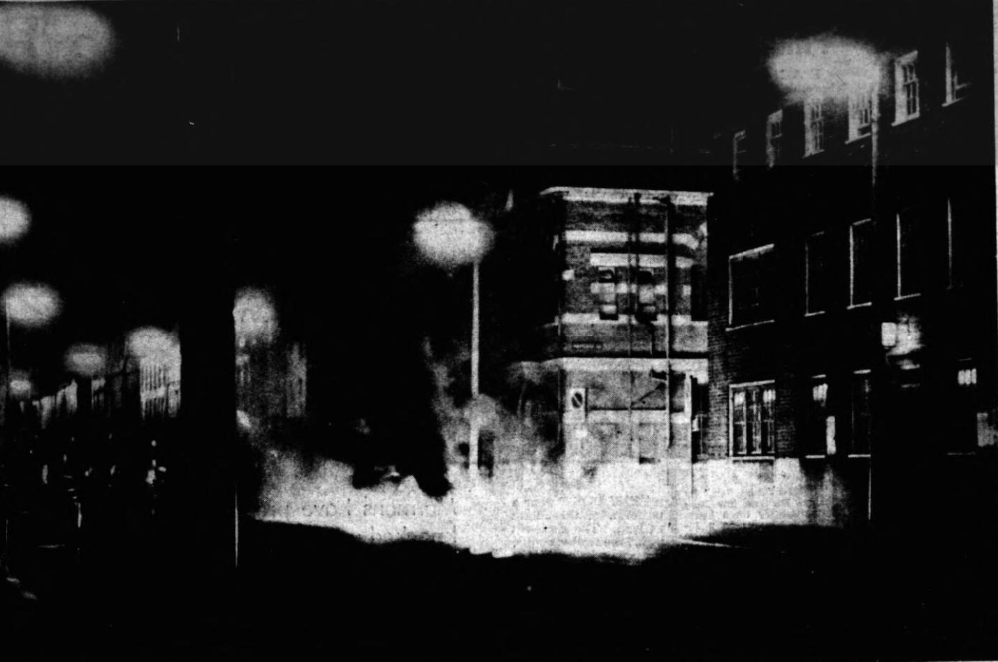 Hastings St 13.14 Aug 1969