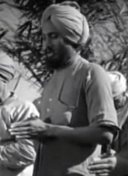Udham Singh in 1937 film Elephant Boy